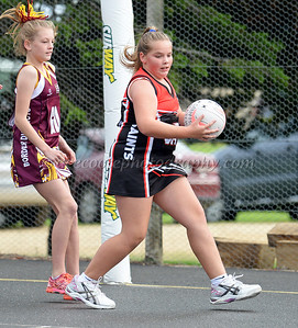 13 & Under B - Round 3 v Border Districts