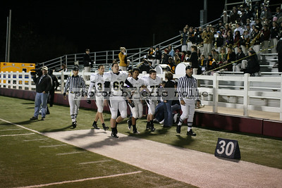 High School Football - Bentonville Tigers at Har-Ber Wildcats - 11/07/2008