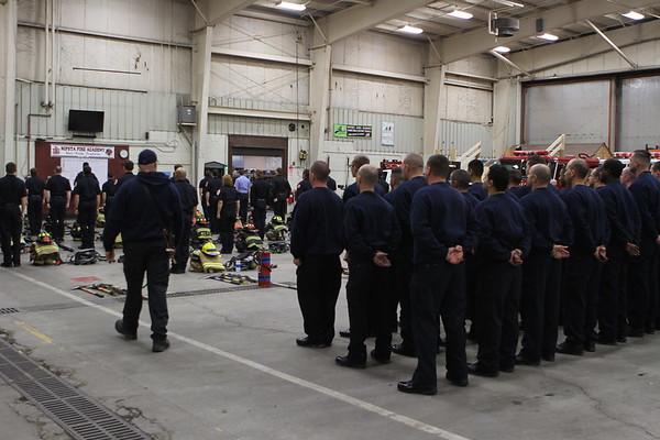 Chicago Fire Department Fire Academy Live Fire Nipsta Fire Academy Day 2 jan 18 2017