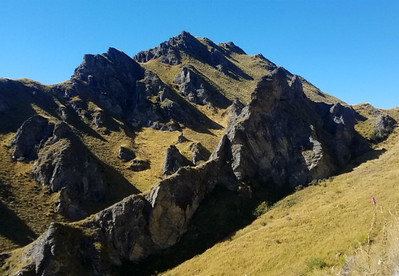 Rude Rock and Skippers Canyon ... Queenstown, NZ 3/17/2017
