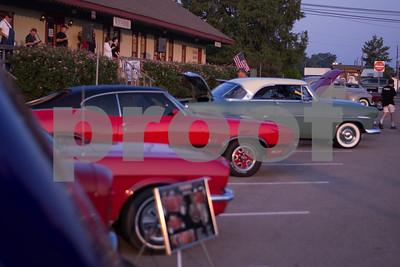8/31/13 Winnsboro Classic Car Cruise-In 2013 by Kenneth Newsom