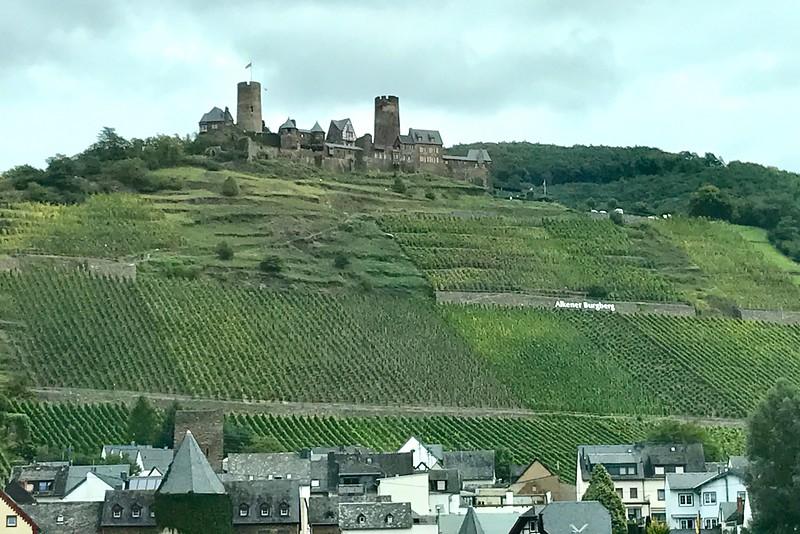 Thurant Castle