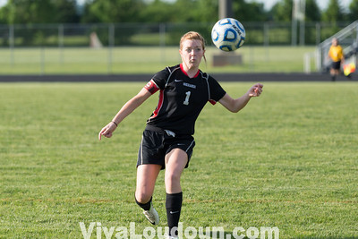 Girls Soccer: Sherando at Heritage 5.23.14 (by Chas Sumser)