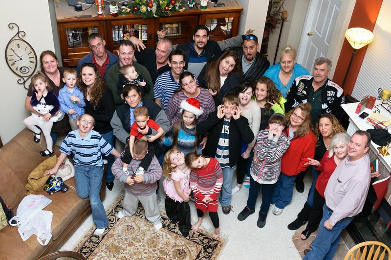 Walderon Family Christmas 2010