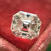2.39ct Antique Asscher/Square Emerald Cut Diamond, GIA D/IF 29