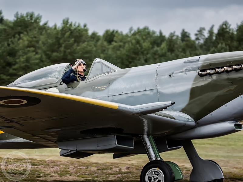 Spitfire Mk XVI
