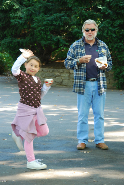 Yeah! I got ice cream!