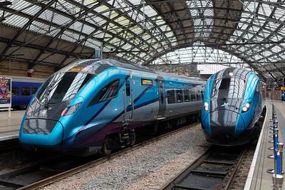 22/11/19 - TransPennine Express launches new Nova Fleet of trains