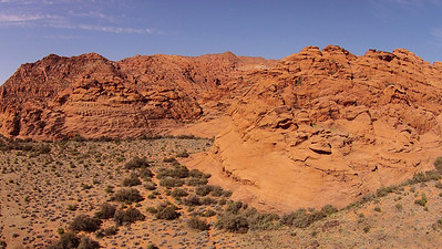 Snow Canyon Park, St. George, Utah
