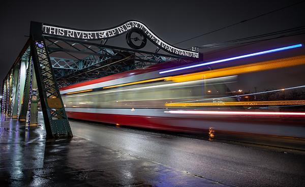 Toronto night shots -Covid-19
