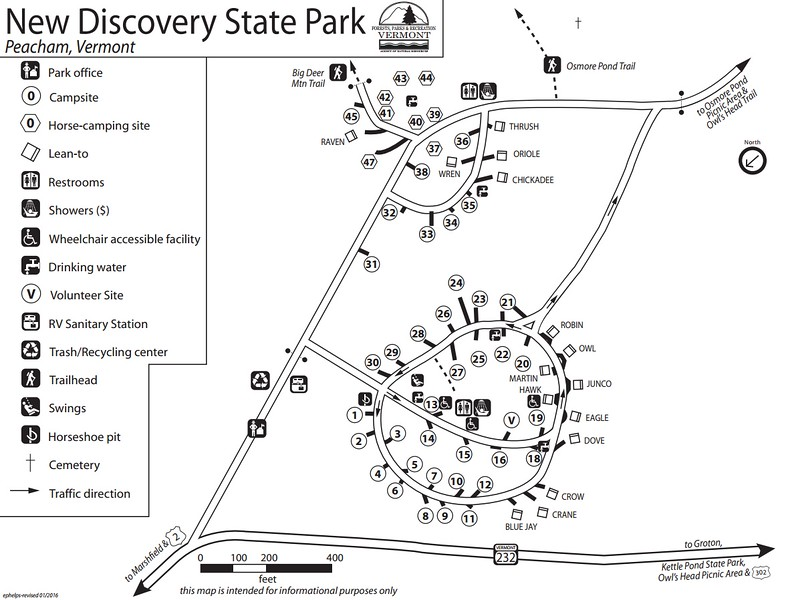 New Discovery State Park