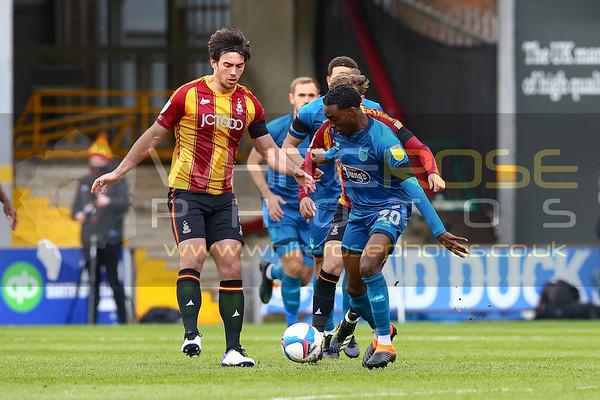 Bradford City v Grimsby Town 10 - 04 - 21