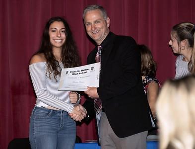 Dixie Hollins Academic Awards