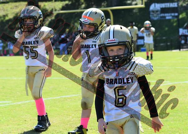 2020 Bradley Youth Crickets Vs Madisonville Tornadoes @ Bears Stadium