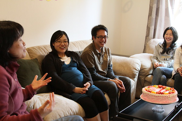 Feb 2013 Lin & Pinghay Baby Shower