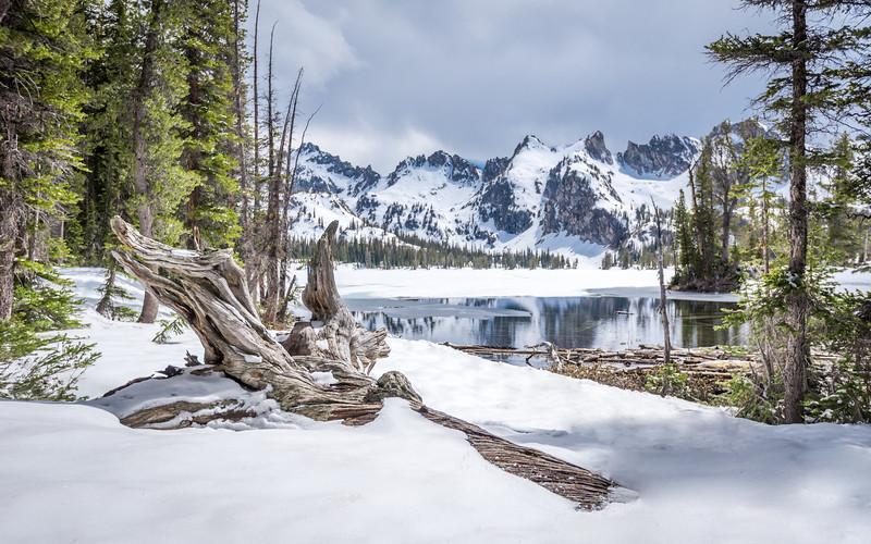 Alice Lake Winter