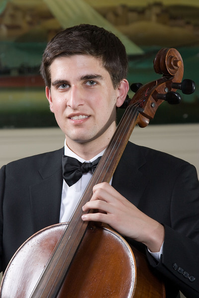 Philip Wolf, cello -- 2009 Johns Hopkins Concerto Competition winners