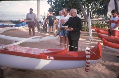 1996 Cline Canoe Blessing 9-25-1996