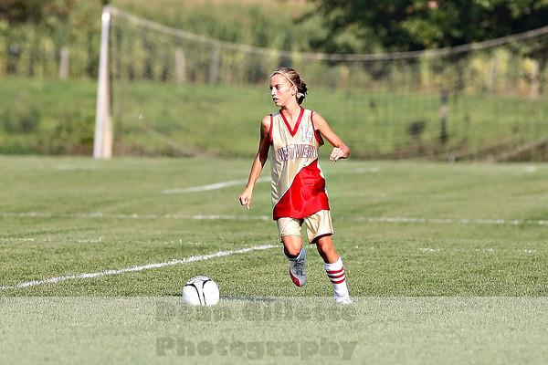 Girls JH Soccer v Goshen