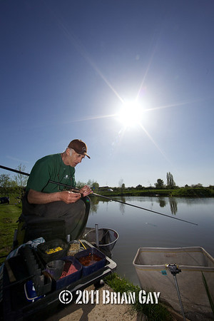The Sedges Fishery 080411