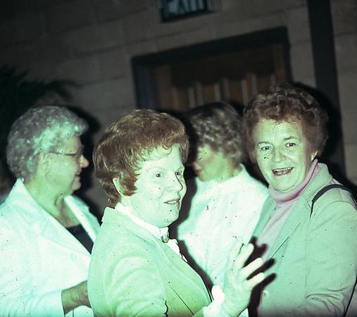 Verdadee Tague, Doris McMillan, Phyllis Nash, Roberta Cossentine