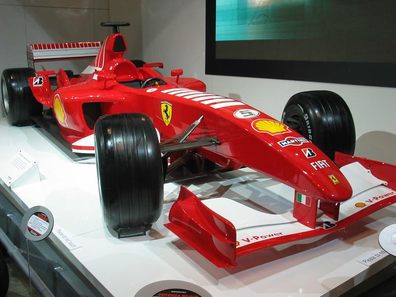 Michael Schumacher FIA Formula One Ferrari - 2003 Replica
