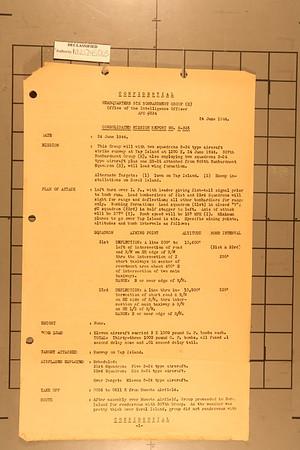 5th BG June 24, 1944