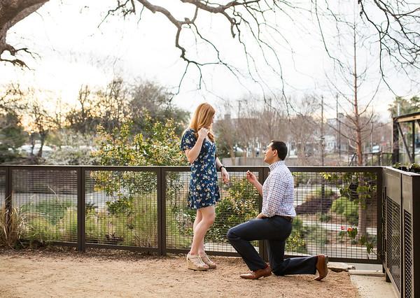 Bethany & Chris Proposal