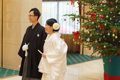 Tomoe Xiao wedding