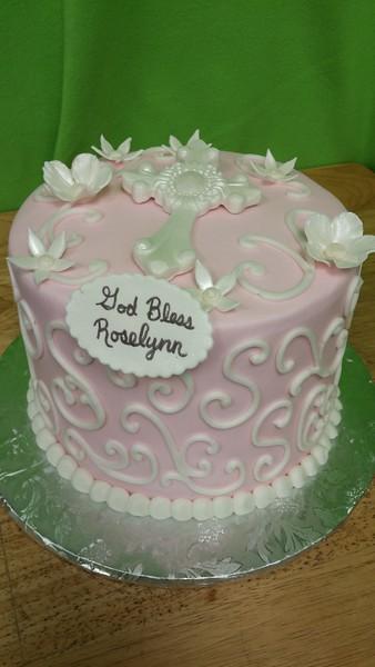 Christening & Baptism Cakes
