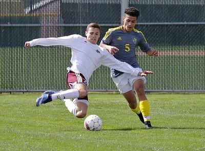 2016 JHS Soccer vs Taylorsville Game 2