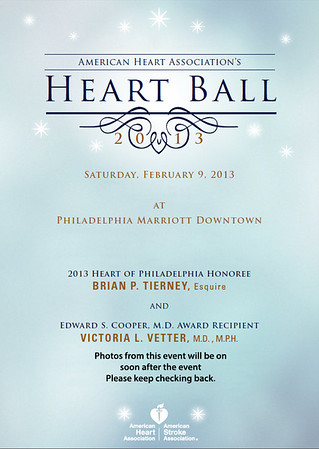 2013 American Heart Ball
