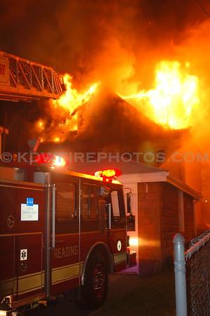 Stoneham, MA - 3rd Alarm - 6 Winthrop Ave - 7/4/08