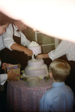 Cara King's wedding at Orcutt Ranch 2003