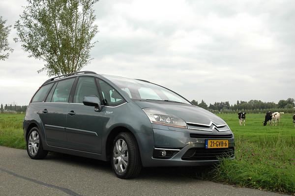 2008-09-13 eerste foto's nieuwe Citroën