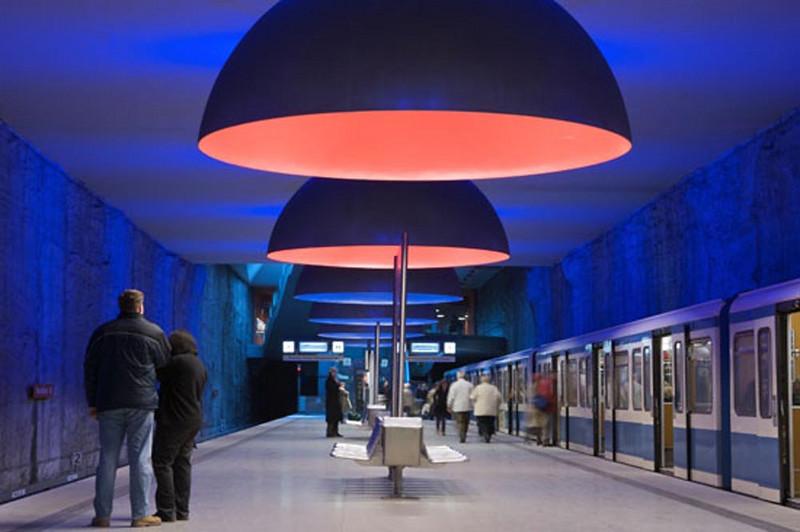 Westfriedhof Station, Stockholm..jpg