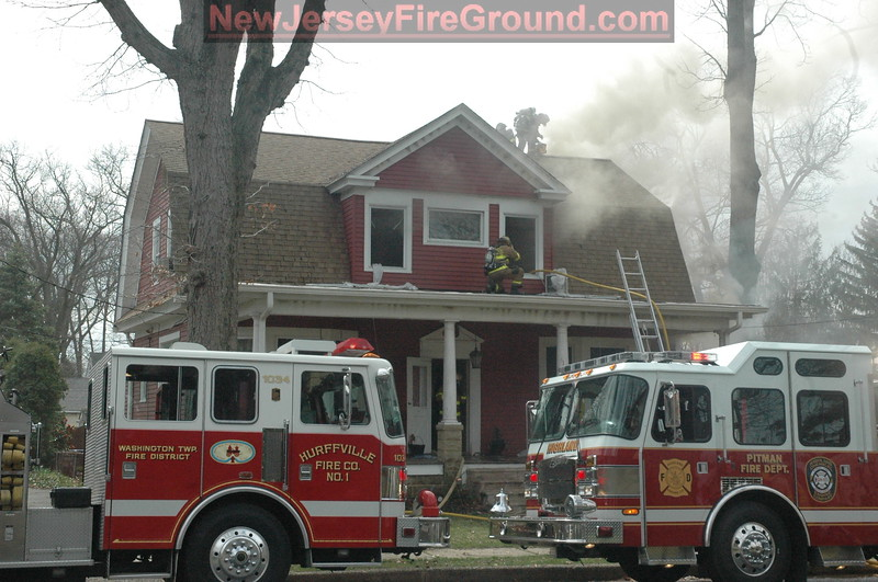 4-3-2008(Gloucester County)PITMAN 103 Lexington Ave-3rd Alarm Dwelling
