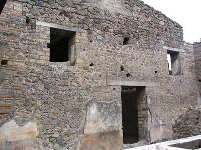 Ruins At Pompei
