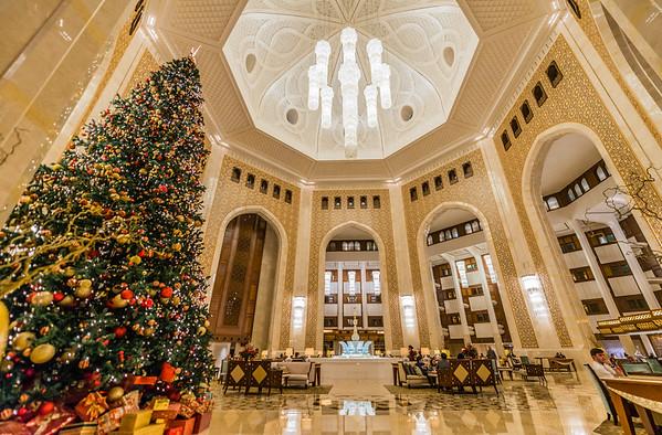Ritz Carlton Hotel, Muscat Oman