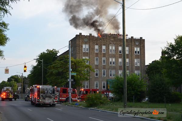 7/4/20 - Detroit - Seward Ave