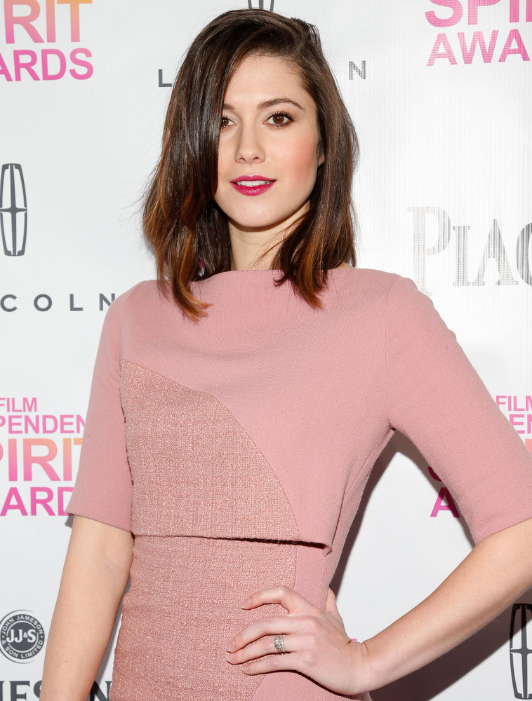 . Actress Mary Elizabeth Winstead attends the 2013 Film Independent Filmmaker Grant And Spirit Award Nominees Brunch at BOA Steakhouse on January 12, 2013 in West Hollywood, California.  (Photo by Imeh Akpanudosen/Getty Images)
