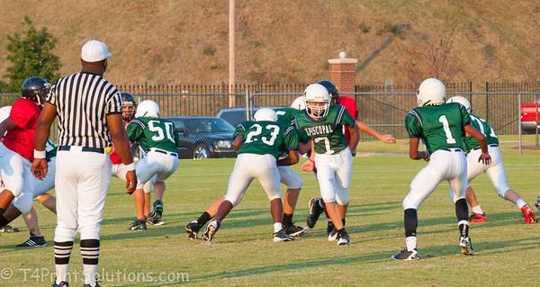 ECS Football 10/11/2011