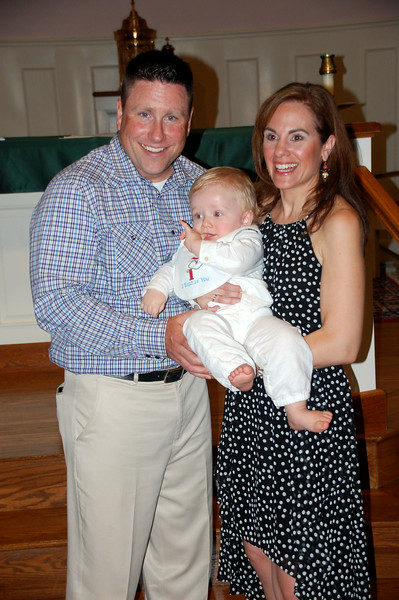 Carter Johnson 1st Birthday Party