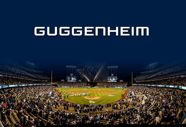 Guggenheim LA 07/31/14