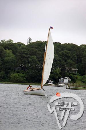 Racing — shakedown regatta — 6 . 25 - 2011