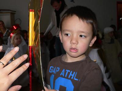 Weihnachtsfeiern 2009