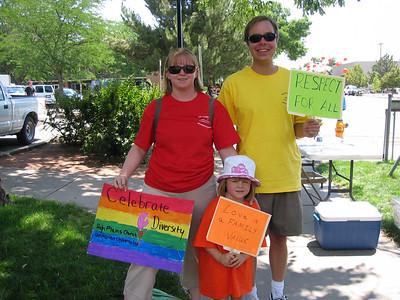 Pride Fest - July 2007