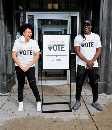 Shape Up The Vote 2020