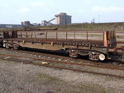 BBA - Bogie Steel Wagon
