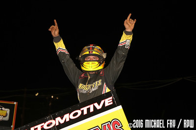 Williams Grove Speedway - 6/3/16 - Michael Fry